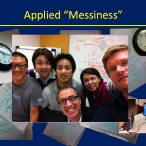 applied mesiness